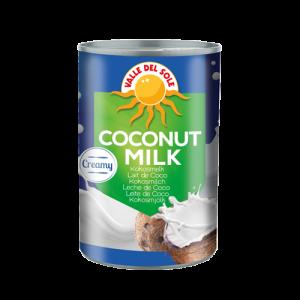 Romige kokosmelk