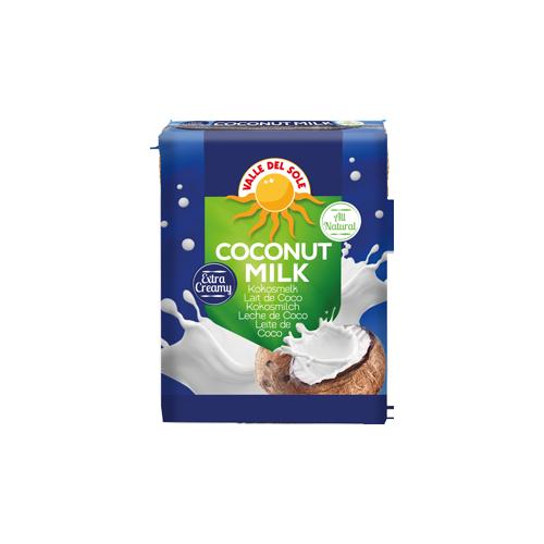 Extra Romige kokosmelk | Valle del Sole
