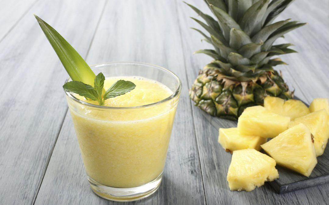 Kokos-ananas Smoothie