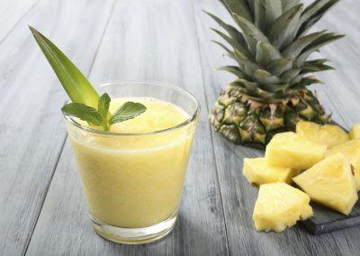 Kokos-ananas Smoothie | Valle del Sole