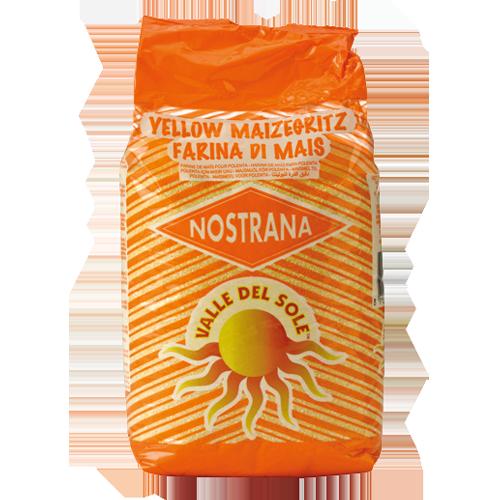 Nostrana fijne maisgrutten | Valle del Sole