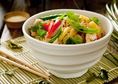 Thaise kip salade | Valle del Sole