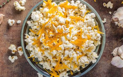 Cheesy popcorn | Valle del Sole