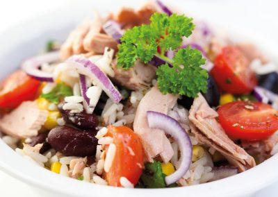 Rode kidneybonen salade met tonijn | Valle del Sole