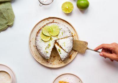 Kokos lime cheesecake | Valle del Sole