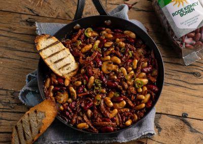 Cowboy beans   Valle del Sole