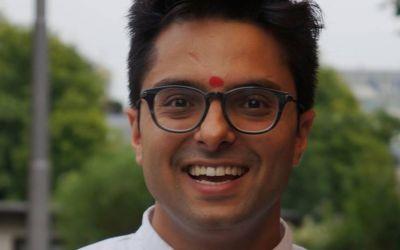 De Amritsari Chole van Ishu Eats –  'dit is even thuiskomen'.