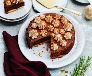 Zwarte bonen taart | Valle del Sole
