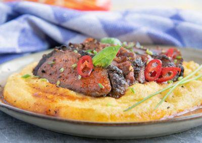 Steak & Grits   Valle del Sole
